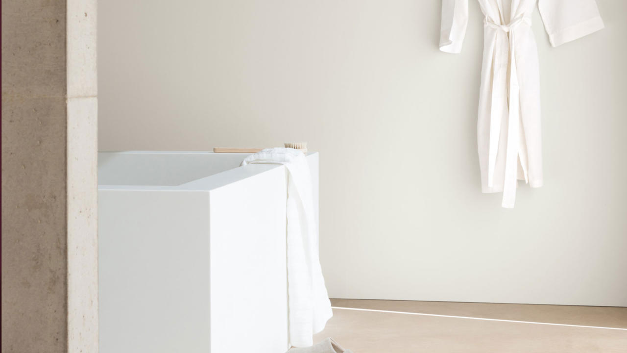 Create A Bathroom Sanctuary With Crisp White Dulux Zimbabwe